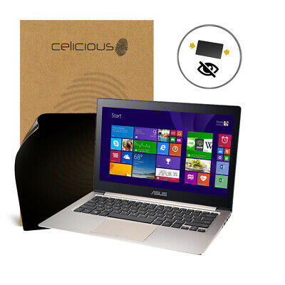 AU75.95 • Buy Celicious Privacy ASUS ZenBook UX303LN Anti-Spy Screen Protector
