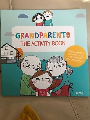 £6.99 • Buy Grandparents: The Activity Book