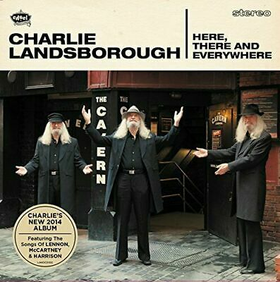 £6.50 • Buy Charlie Landsborough - Here, There And Everywhere - Charlie Landsborough CD SQVG