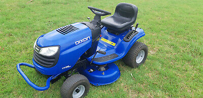 AU2400 • Buy Ride On Mower 17 Hp Dixon