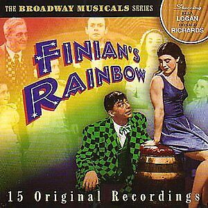 Broadway Musicals Series, The: Finians Rainbow, Various Artists, Used; Good CD • 2.19£