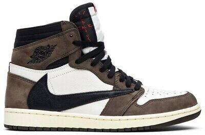 $900 • Buy Travis Scott Jordan 1 Retro High OG Size 9.5