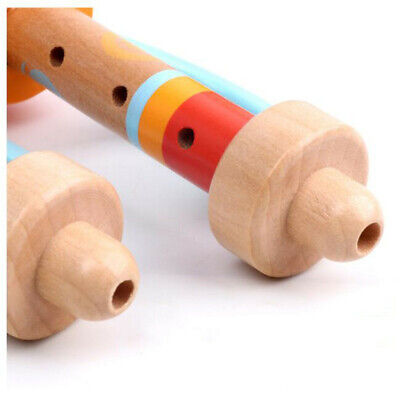 Kids Toy Trumpet Musical Musical Instrument Musical Girl Gift Baby Wooden Toy LE • 3.12£