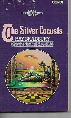 RAY BRADBURY - The Silver Locusts P/B 1975 Corgi SF Collectors Library • 4.99£