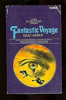 Fantastic Voyage (Corgi SF Collectors Library), Asimov, Isaac, Used; Good Book • 2.40£