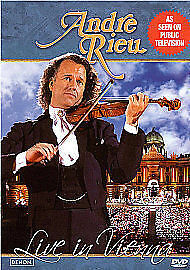 Andre Rieu - Live In Vienna (DVD, 2010, 2-Disc Set) • 5£