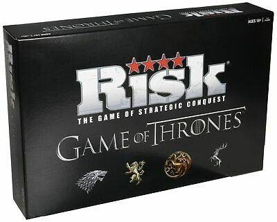 $20 • Buy USAopoly Risk Game Of Thrones Board Game