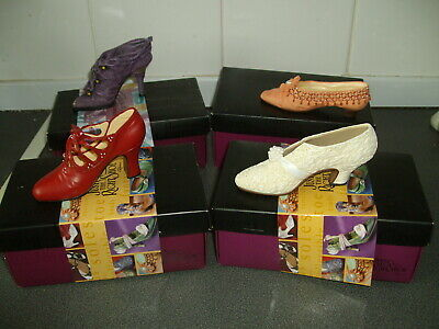 Just The Right Shoe / Four Shoes / Boxed • 4.99£