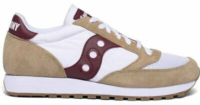 Saucony Jazz Original Vintage In Tan / White • 59.99£
