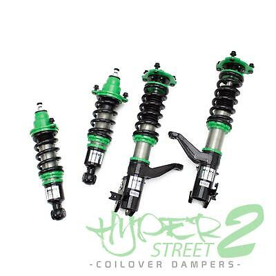 $497 • Buy Coilovers For CIVIC 01-05 2DR 4DR EM Suspension Kit Adjustable Damping Height
