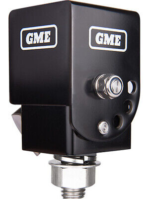 AU116.40 • Buy GME Black Fold Down UHF CB Antenna Mounting Bracket Foldable Heavy Duty (MB042B)