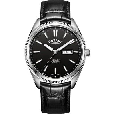 $ CDN323.45 • Buy Rotary Gents Henley Automatic Watch - GS05380/04 NEW