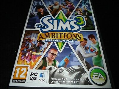 The Sims 3: Ambitions   Pc Game • 2.84£