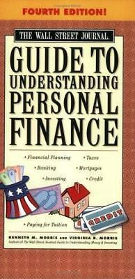 $4.97 • Buy The Wall Street Journal Guide To Understanding Personal Finance, Fourth Edition