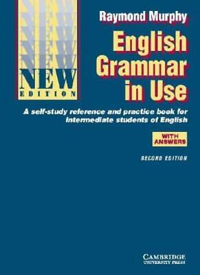 £11.11 • Buy English Grammar In Use With Answers And CD-ROM: A Self-Study Reference And Pra,