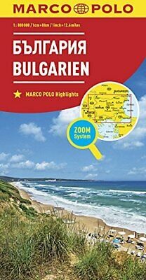 $15.64 • Buy BULGARIE 1 : 800 000 By Collectif Book The Fast Free Shipping
