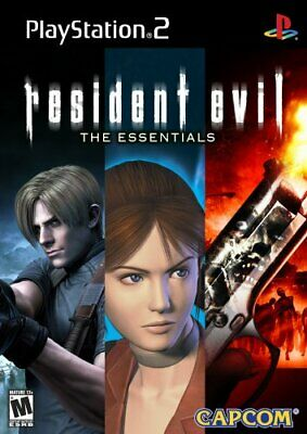 $39.99 • Buy Resident Evil: The Essentials [Sony PlayStation 2, Code: Veronica X, RE4, PS2]