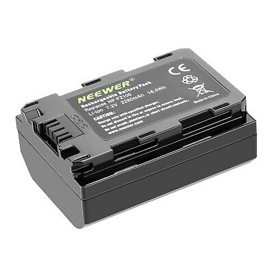 $ CDN29.99 • Buy Neewer 2280mAh Rechargeable Li-ion Battery Pack For Sony A9 A7III A7RIII Cameras