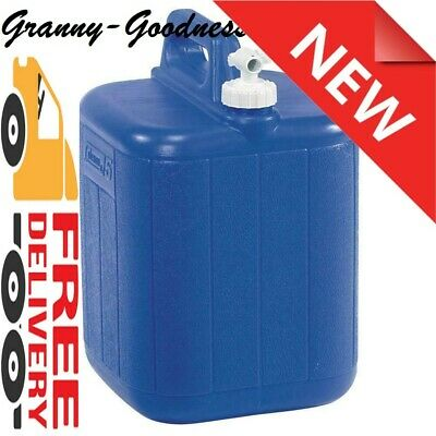 $28.99 • Buy Coleman Water Jug Container 5 Gallon Tote Home Camping Emergency Outdoor Hiking