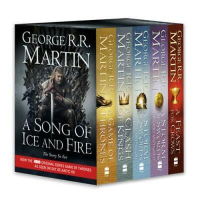 A Song Of Ice And Fire: A Game Of Thrones: The Story Continues: A Complete • 18.27£