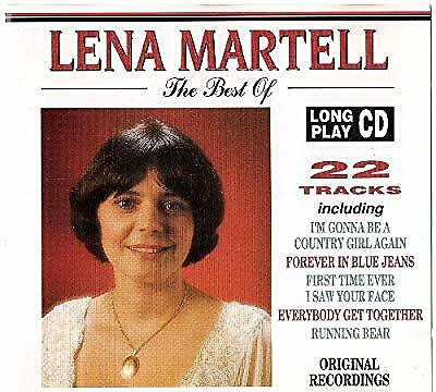 Martell Lena - Lena Martell Best Of, Martell Lena, Used; Good CD • 2.19£