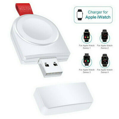 $ CDN10.22 • Buy For Apple Watch IWatch Series 5 4 3 2 1 Wireless Charger Magnetic IWatch Charger