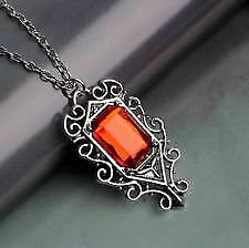 £4.50 • Buy Mortal Instruments Shadowhunters Isabelle Lightwood Pendant Necklace