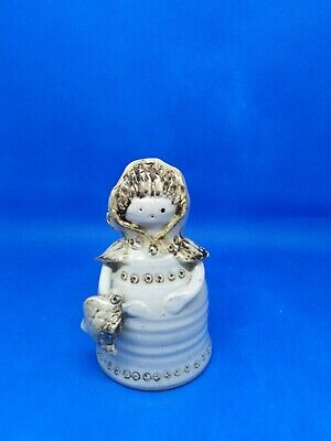 Pottery Character Bell • 6£