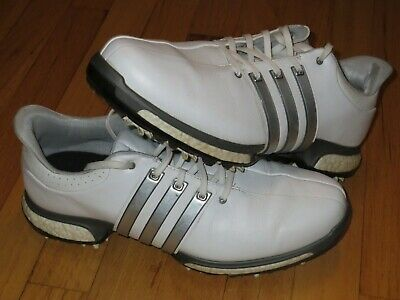 $13.50 • Buy Pre-owned Adidas Tour 360 Boost Men's Golf Shoes Size 9.5us