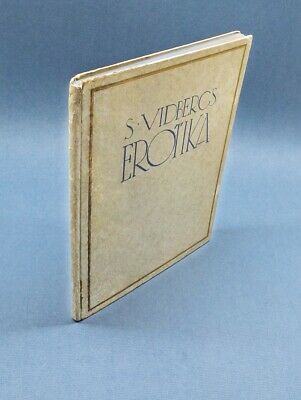 $ CDN614.07 • Buy 18+ EROTIKA Legendary EROTIC Drawings ALBUM By Sigismunds VIDBERGS Latvia 1926