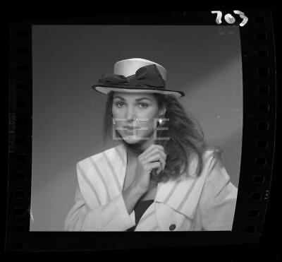 $9.99 • Buy 1984 Gretchen Polhemus Miss USA Pageant Harry Langdon Negative W/rights H88