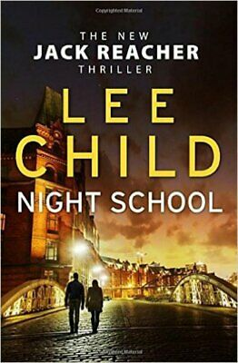 Night School By Lee Child (Hardback) Highly Rated EBay Seller Great Prices • 3.19£