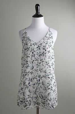 $24.99 • Buy CABI $86 Terrace 5212 Lined Cami Tank Top In Moody Floral Size Small