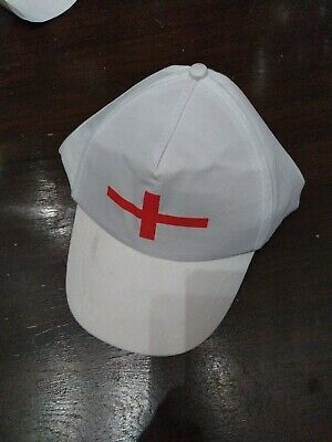 England Euro 2021 Football Supporters Adult Cap Hat Summer Rugby Cricket  • 3.18£