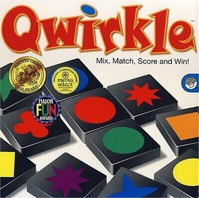 $ CDN33.52 • Buy Qwirkle (Toy)