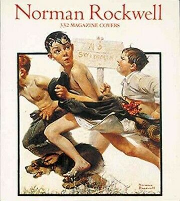 $ CDN17.62 • Buy Norman Rockwell : 332 Magazine Covers, Hardcover By Finch, Christopher, Brand...