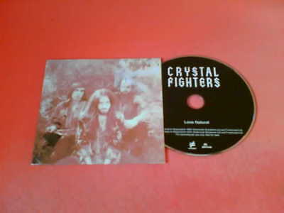 CRYSTAL FIGHTERS Love Neutral Rare 1 Track UK CD! • 1.99£