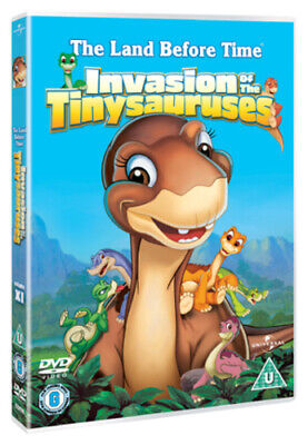 £2.09 • Buy The Land Before Time 11 - Invasion Of The Tiny Sauruses DVD (2005) Charles