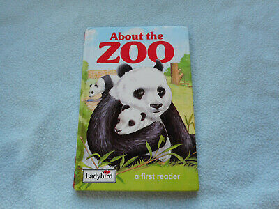 1994 Ladybird Book About The Zoo • 6£