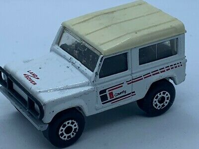 £9.95 • Buy Matchbox Mb16 Land Rover 90 County Rare