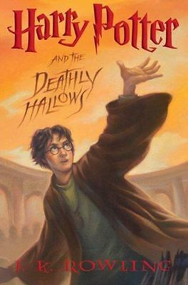 $8 • Buy Harry Potter And The Deathly Hallows (Book 7) By Rowling J. K Hardcover FREE S/H