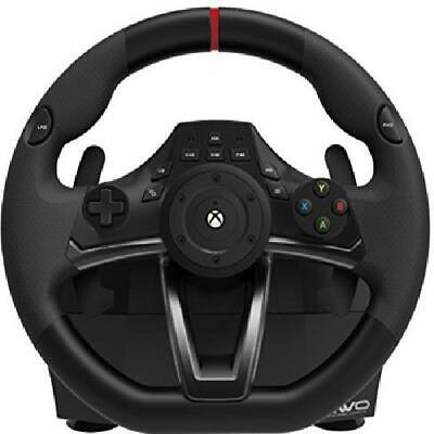 $172.54 • Buy Xbox One Steering Wheel And Pedal Set Racing Gaming Simulator Driving PC Real