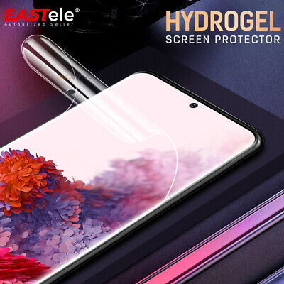 AU7.45 • Buy 3x HYDROGEL Screen Protector For Samsung Galaxy S21+ S20 FE Plus Note 20 Ultra