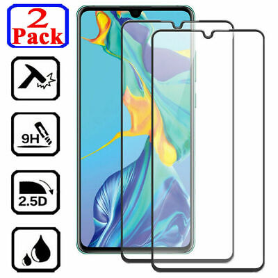 2x For Huawei Tempered Gorilla Glass Screen Protector Mate 20 P20 P30 Pro Lite • 3.99£