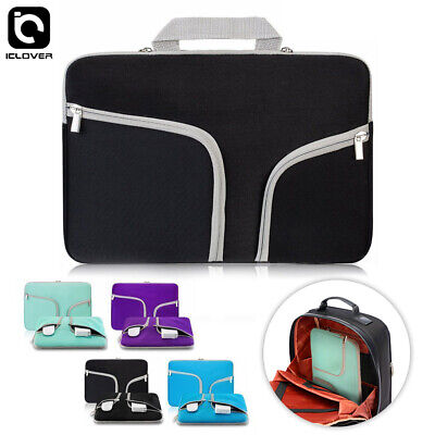 $13.99 • Buy For MacBook Air 13  15  16  New Macbook Pro Laptop Sleeve Travel Bag Carry Case