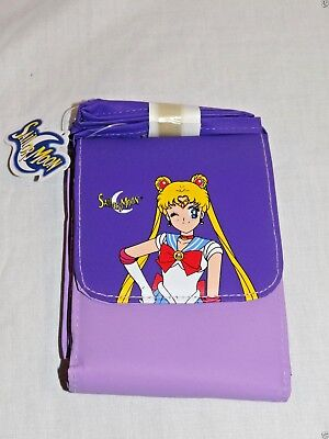 $5.99 • Buy New With Tags 1999 Sailor Moon Purple  Wallet