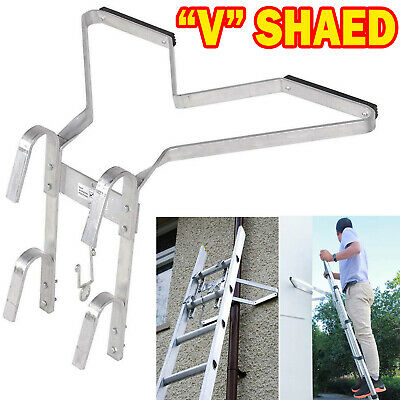 £28.70 • Buy Universal Ladder Stand-Off V-Shaped Downpipe - Ladders Accessory, Easy Use