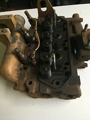 Yanmar Diesel Engine Cylinder Head • 180£