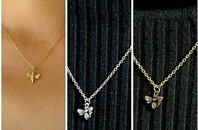 £3.75 • Buy BUMBLE BEE Necklace ~ ONLY **£3.75** ~ UK FREE Post ~ 4 Variations