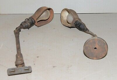 $99.99 • Buy 2 Industrial Articulating Machine Lamp Steampunk Light Collectible Parts Repair